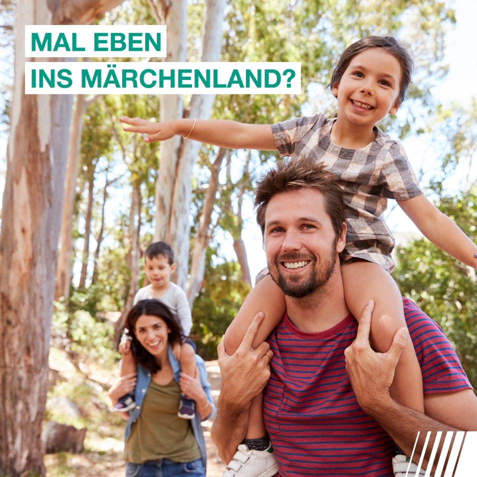 Mal eben ins Märchenland