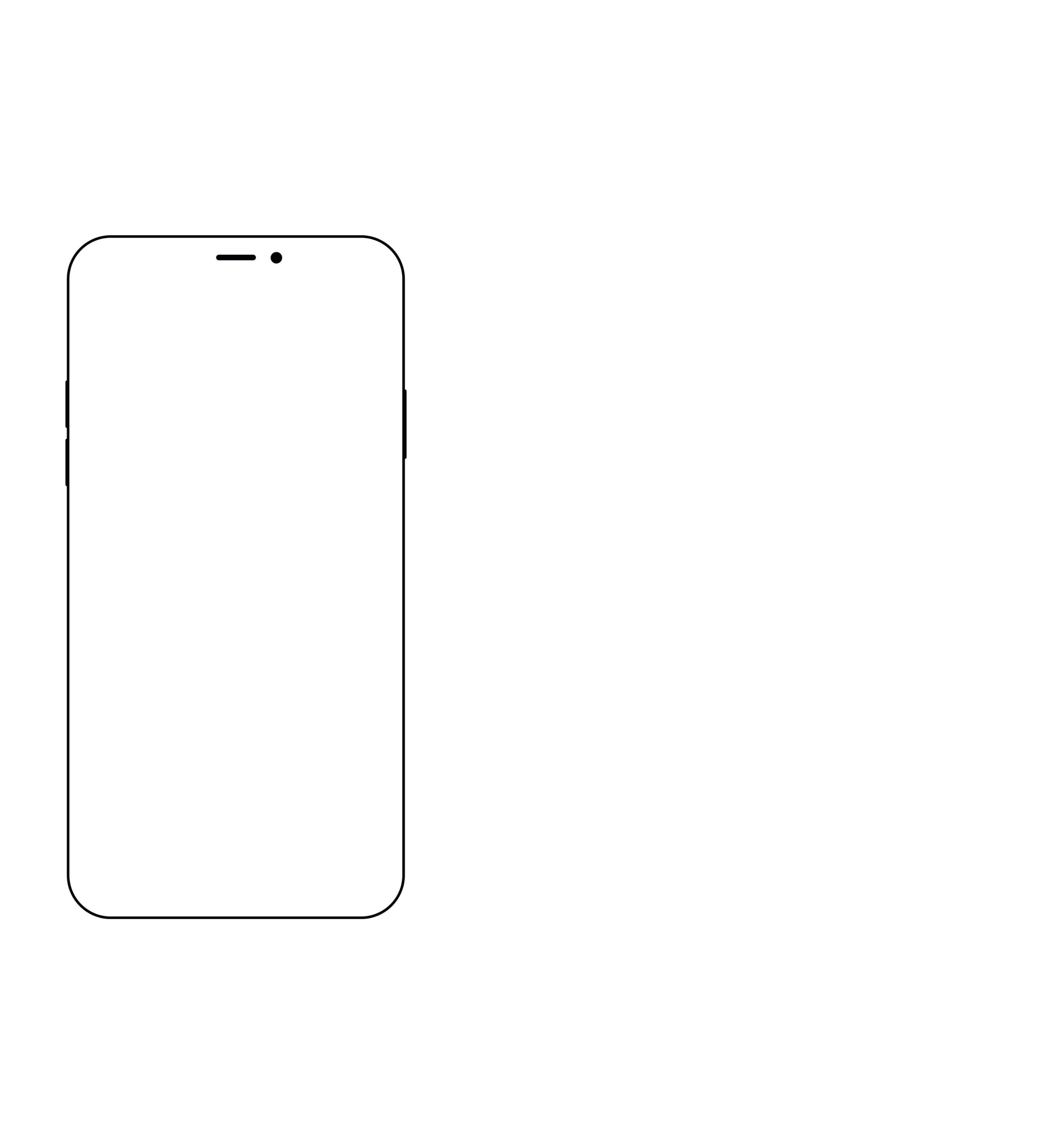 background smartphone